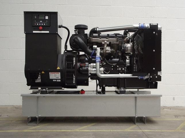 Perkins 65kVA Prime 71.5kVA Standby Diesel Generator
