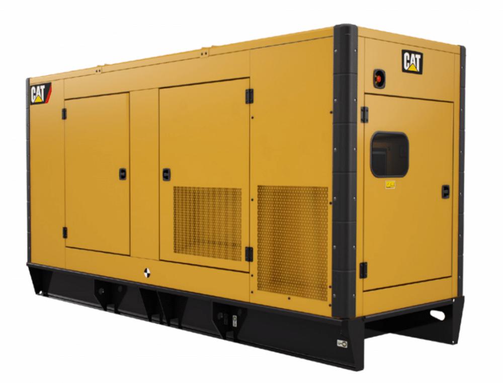 CAT 330kVA Silent Diesel Generator (Standard Spec)