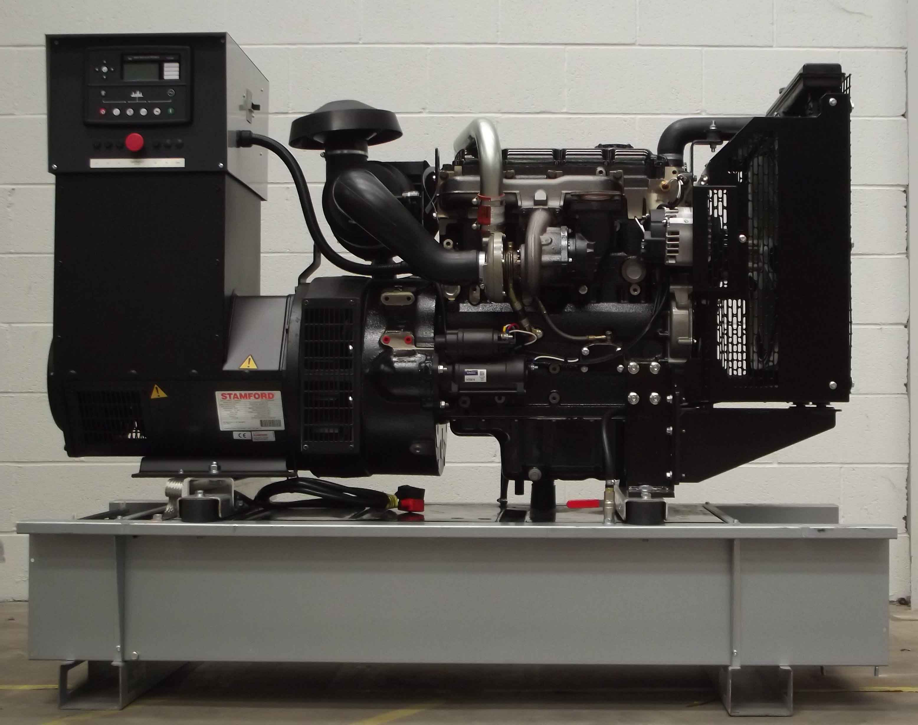 Perkins 40kVA Prime 44kVA Standby Diesel Generator