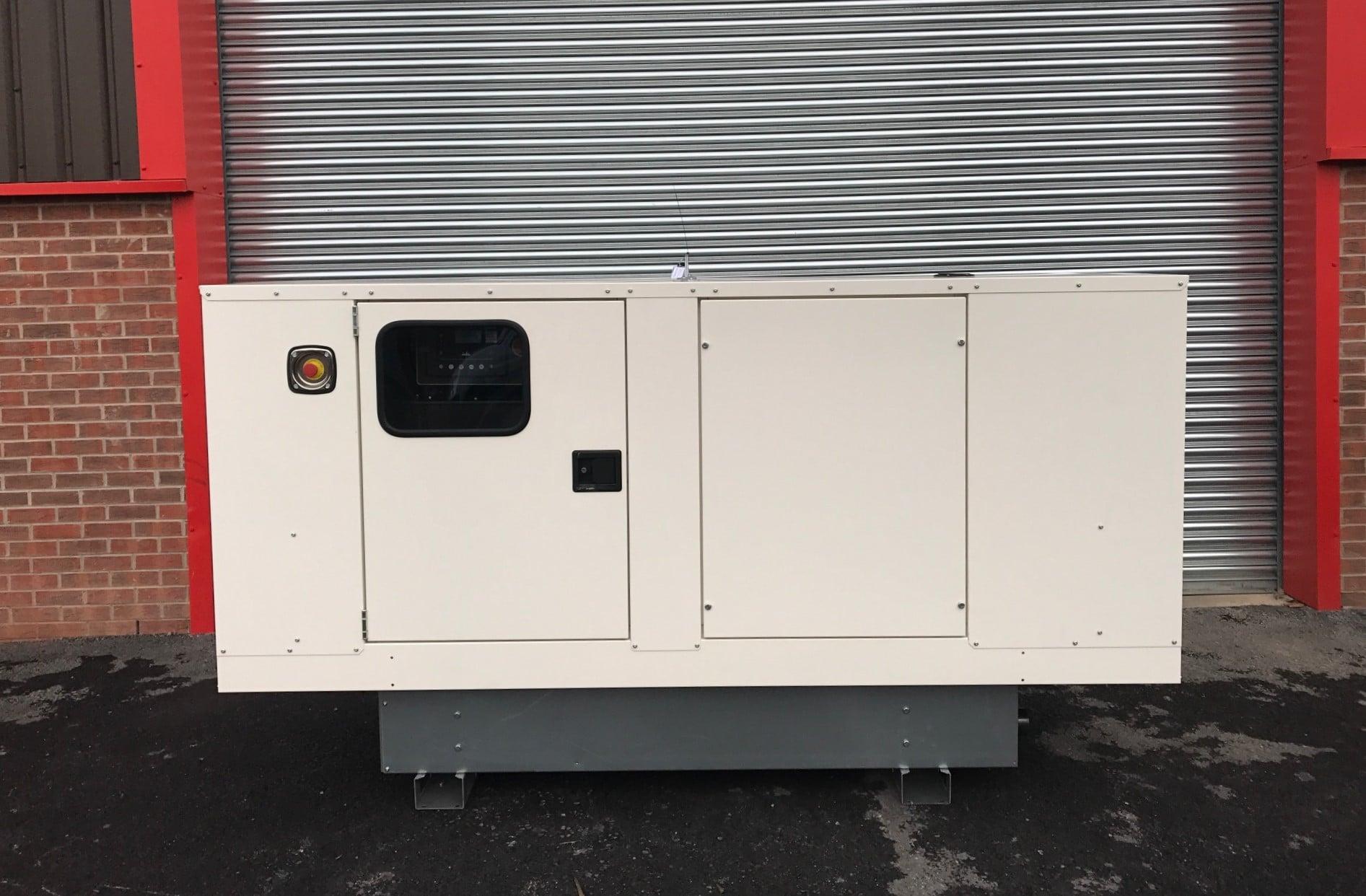 Perkins 60kVA Prime 65kVA Standby Diesel Generator