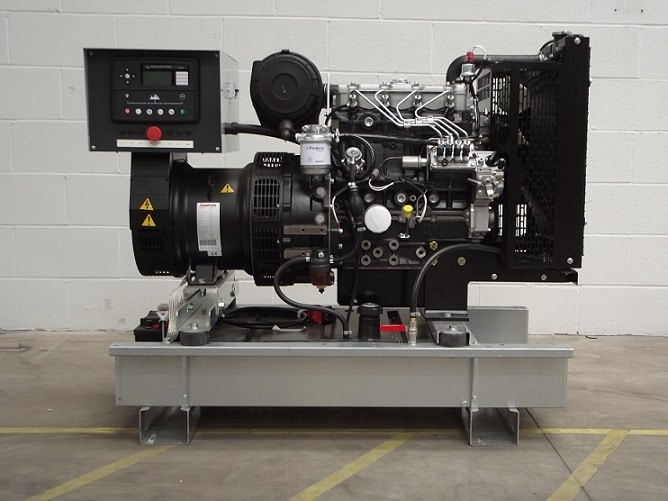 Perkins Single Phase 78A (20kVA Standby) Diesel Generator
