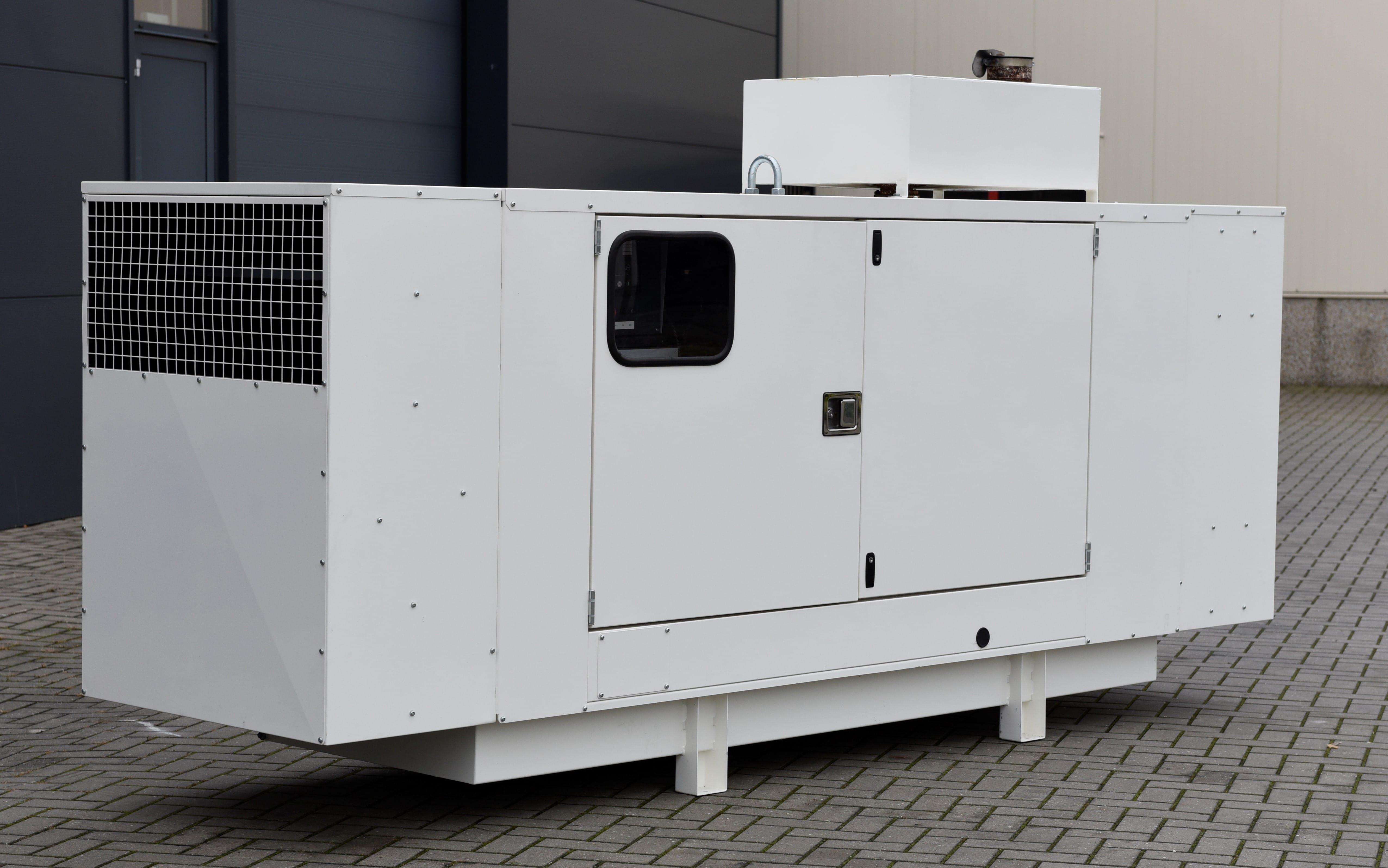 Perkins 135kVA Prime 150kVA Standby Diesel Generator