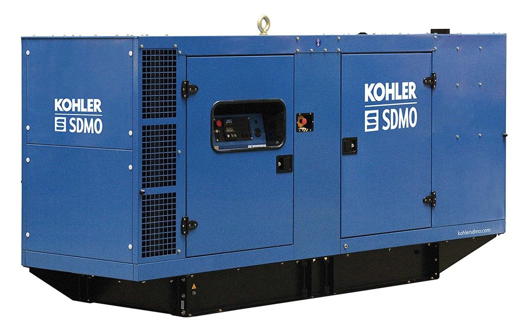 John Deere 77kVA Silent Diesel Generator