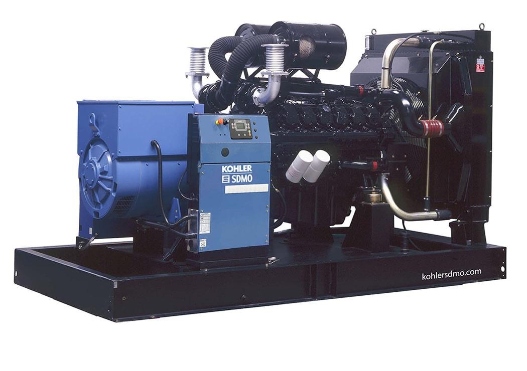 Doosan 440kVA Diesel Generator