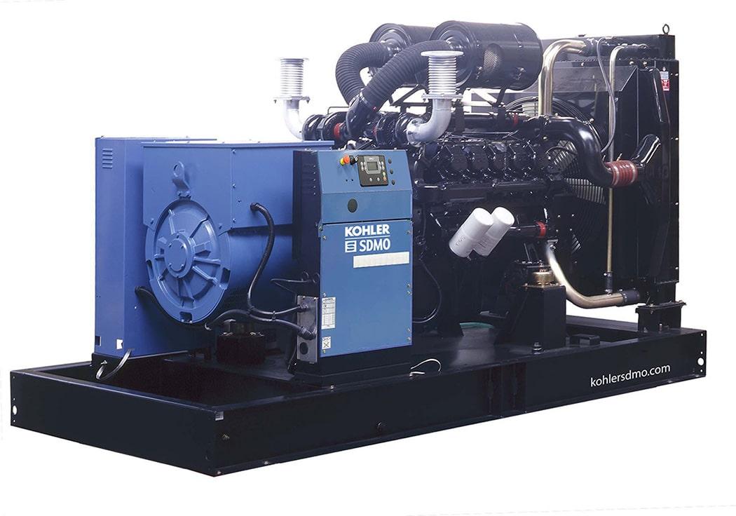 Doosan 550kVA Diesel Generator