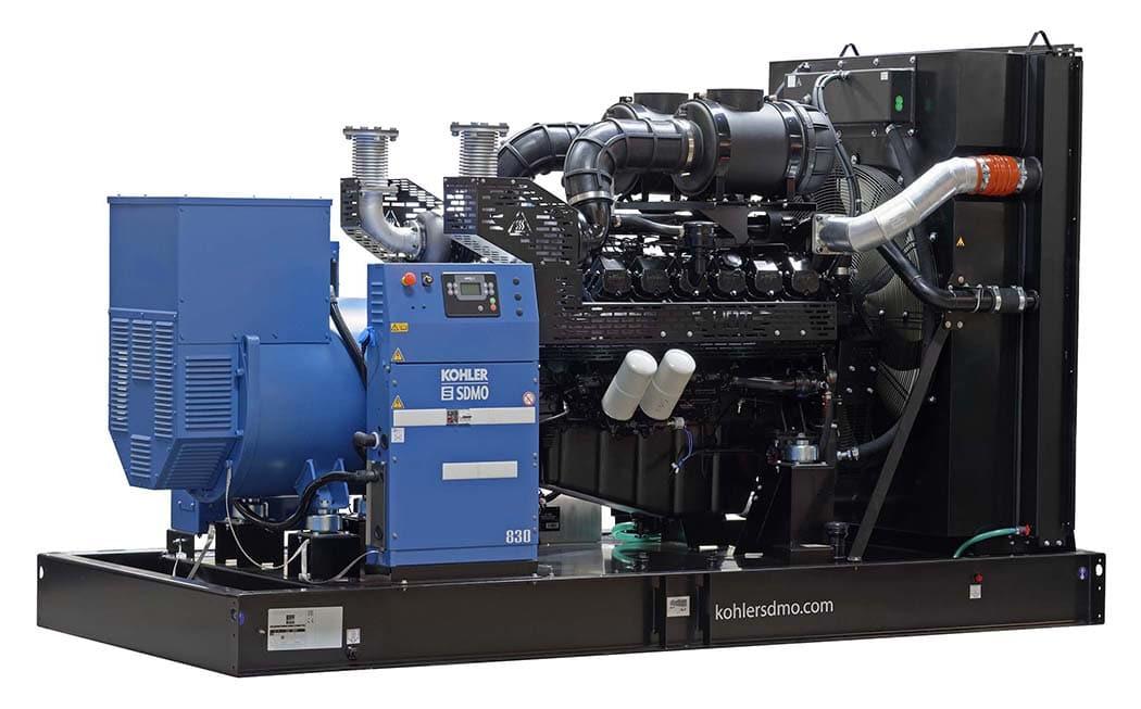 Doosan 830kVA Silent Diesel Generator