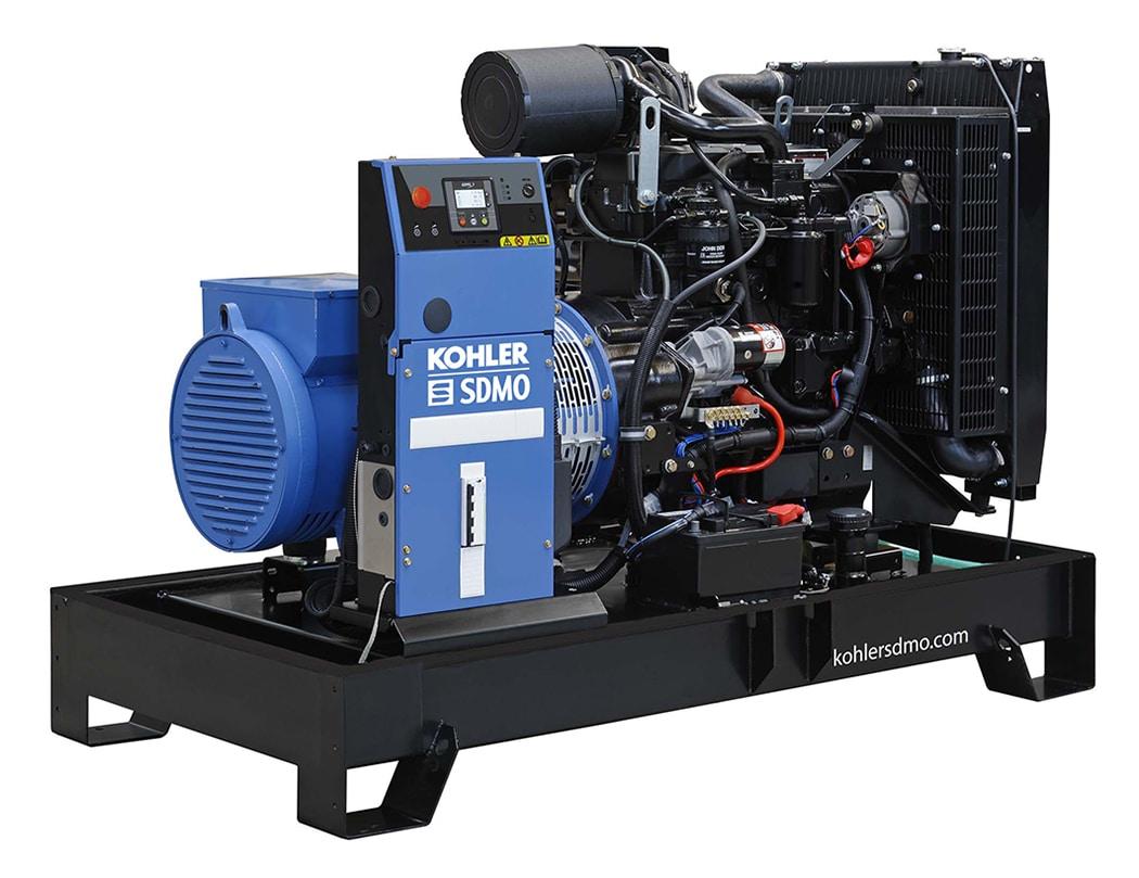 John Deere 88kVA Diesel Generator