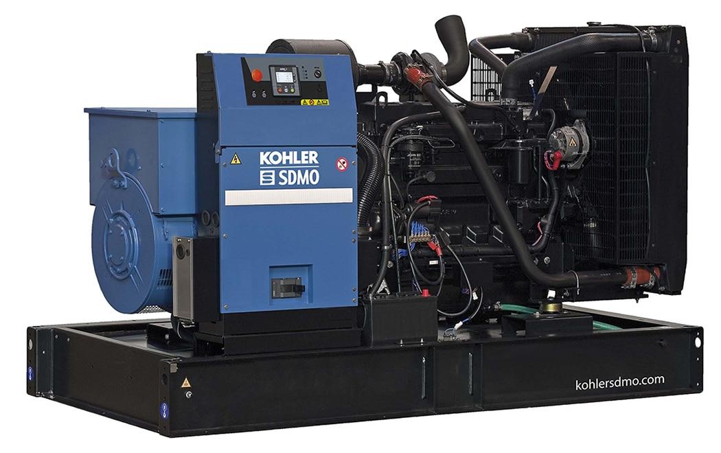 John Deere 165kVA Diesel Generator