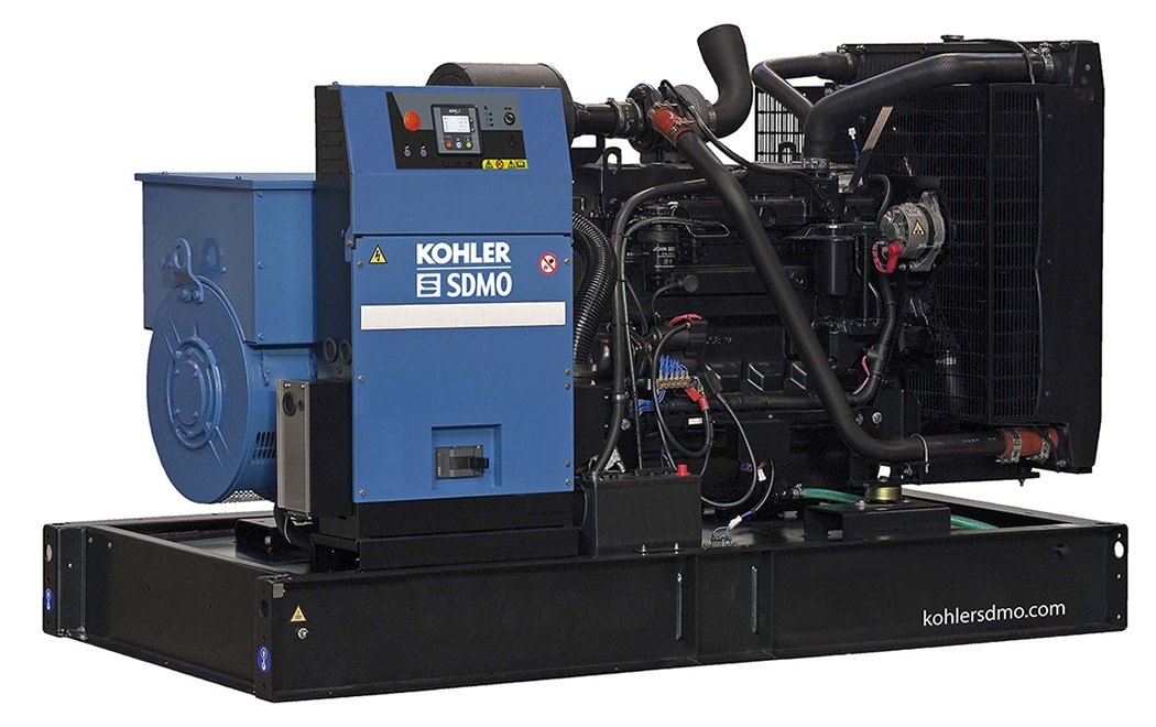 John Deere 200kVA Diesel Generator