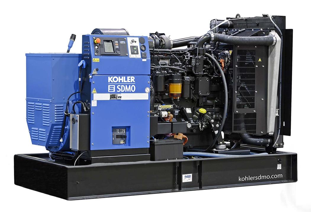 John Deere 250kVA Diesel Generator