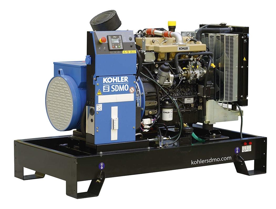Kohler 44kVA Diesel Generator