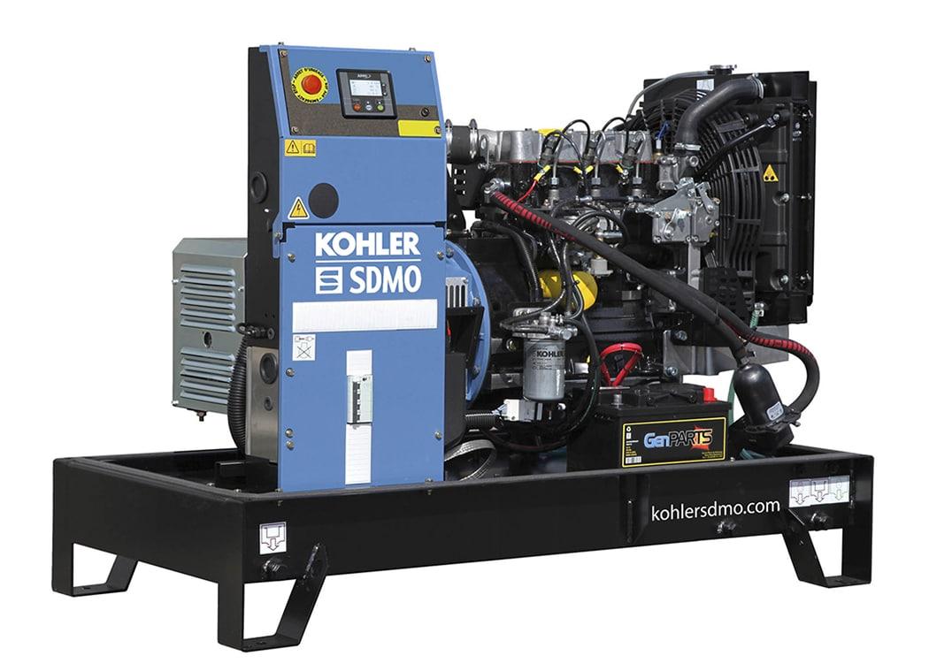 Kohler 16kVA Diesel Generator