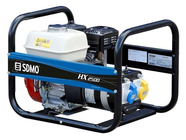 Honda 2.75kVA Single Phase Petrol Generator