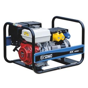 Honda 4.5kVA Single Phase Petrol Generator