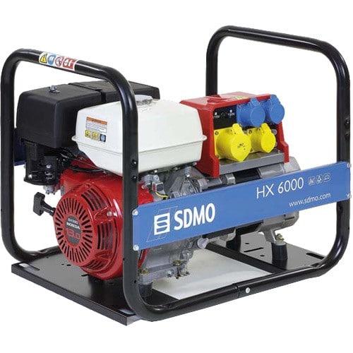 Honda 6.6kVA Single Phase Petrol Generator