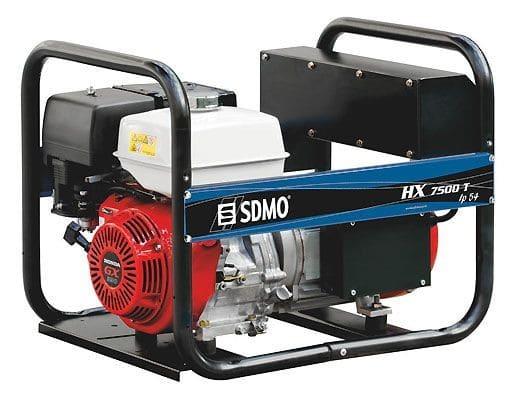 Honda 7.5kVA Three Phase Petrol Generator