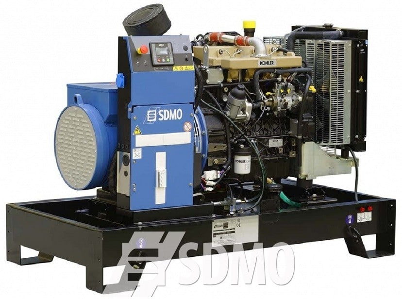 Kohler 33kVA Diesel Generator