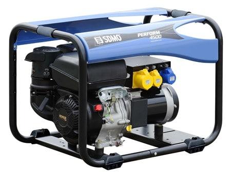 Kohler 5.25kVA Single Phase Petrol Generator