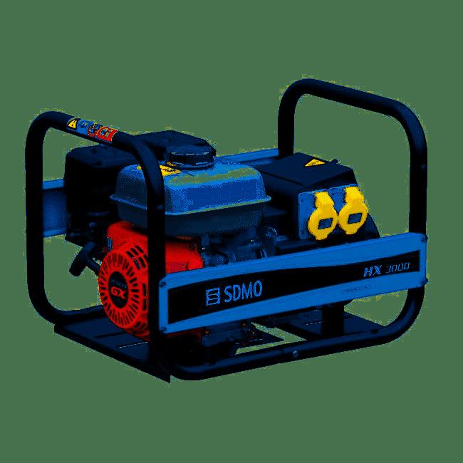 Honda 3.75kVA Single Phase Petrol Generator