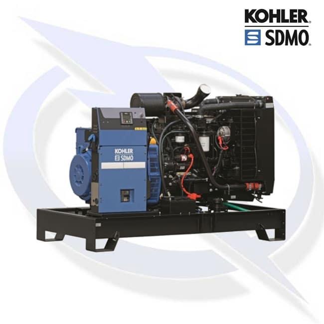 John Deere 130kVA Diesel Generator