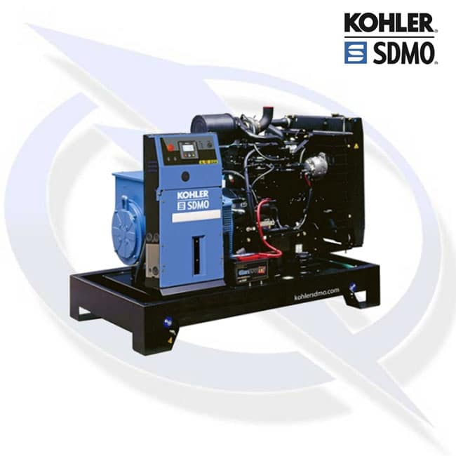 John Deere 77kVA Diesel Generator