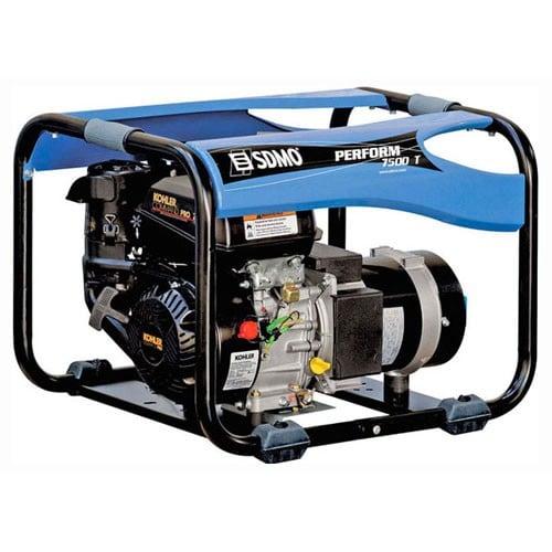 Kohler 7.5kVA Three Phase Petrol Generator