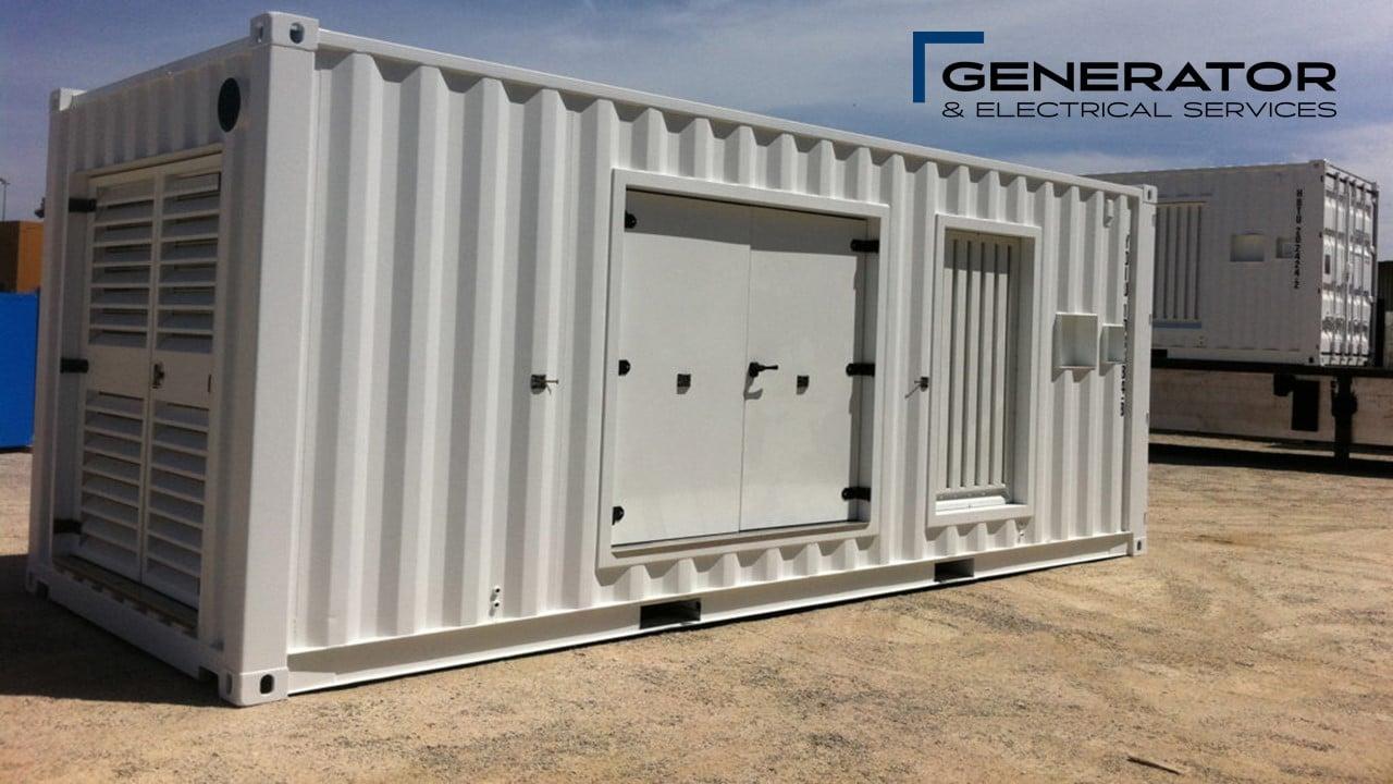 Perkins 700kVA Prime 770kVA Standby Diesel Generator