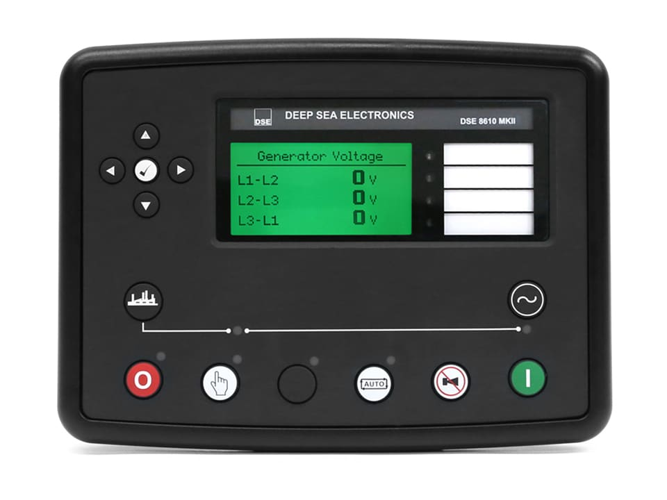 Deep Sea Electronics 8610 Brand New