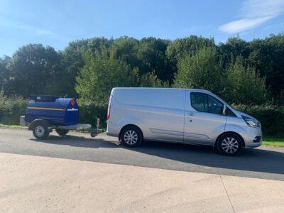 Van & Bowser