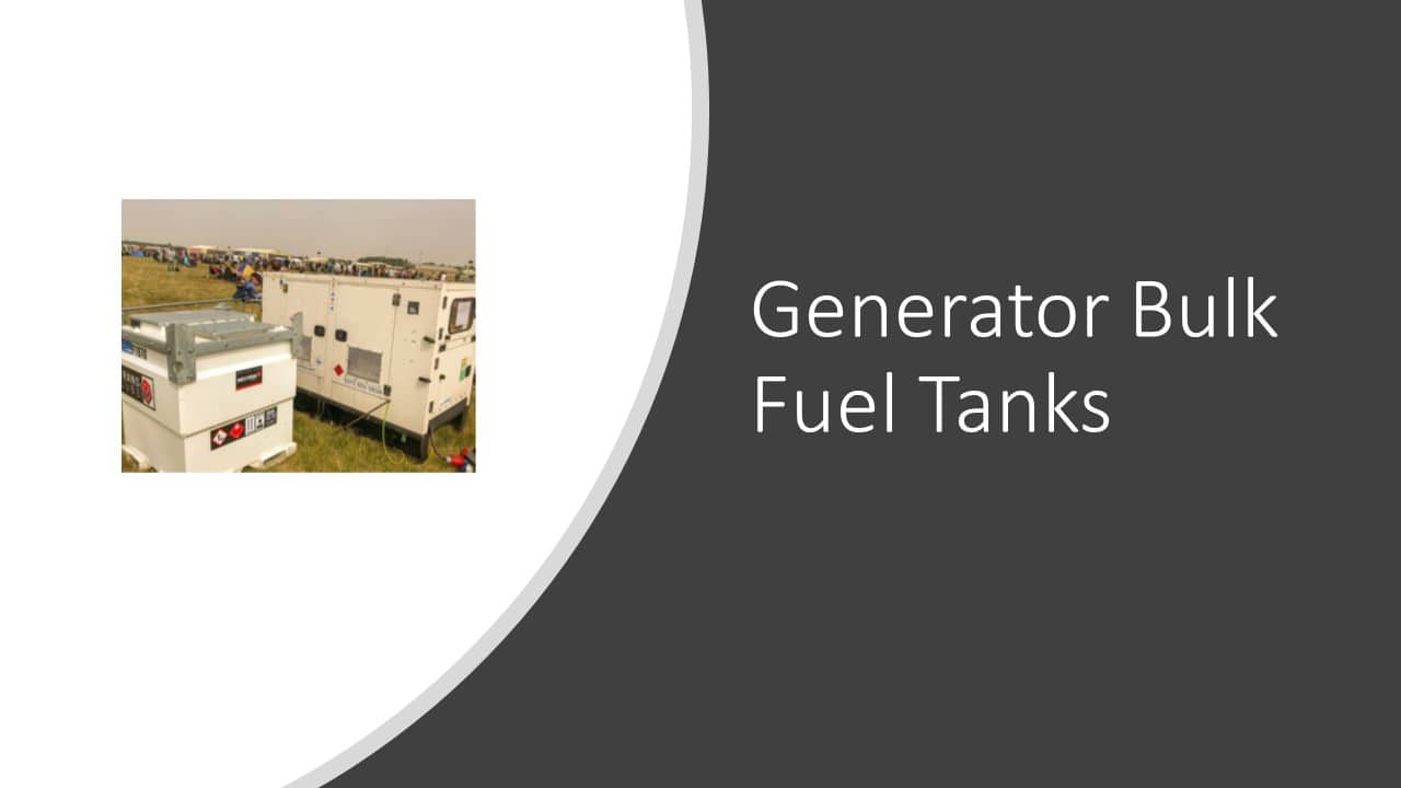 Fuel Tanks & Accessories