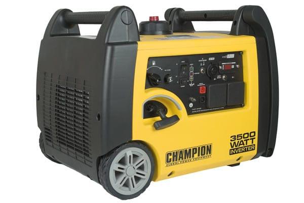 Champion 3400 Watt Inverter Petrol Generator