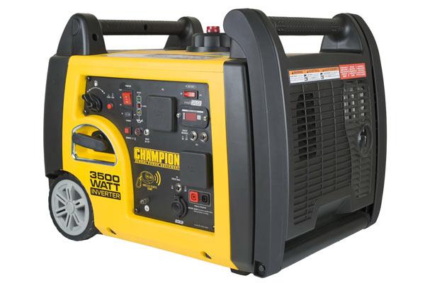 Champion 3400 Watt Inverter Petrol Generator Premier