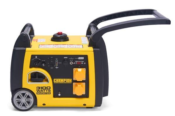 Champion 3100 Watt Inverter Petrol Generator 110v