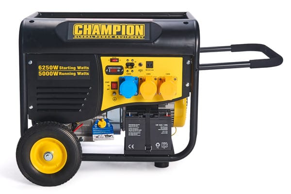 Champion 8000 Watt Petrol Generator