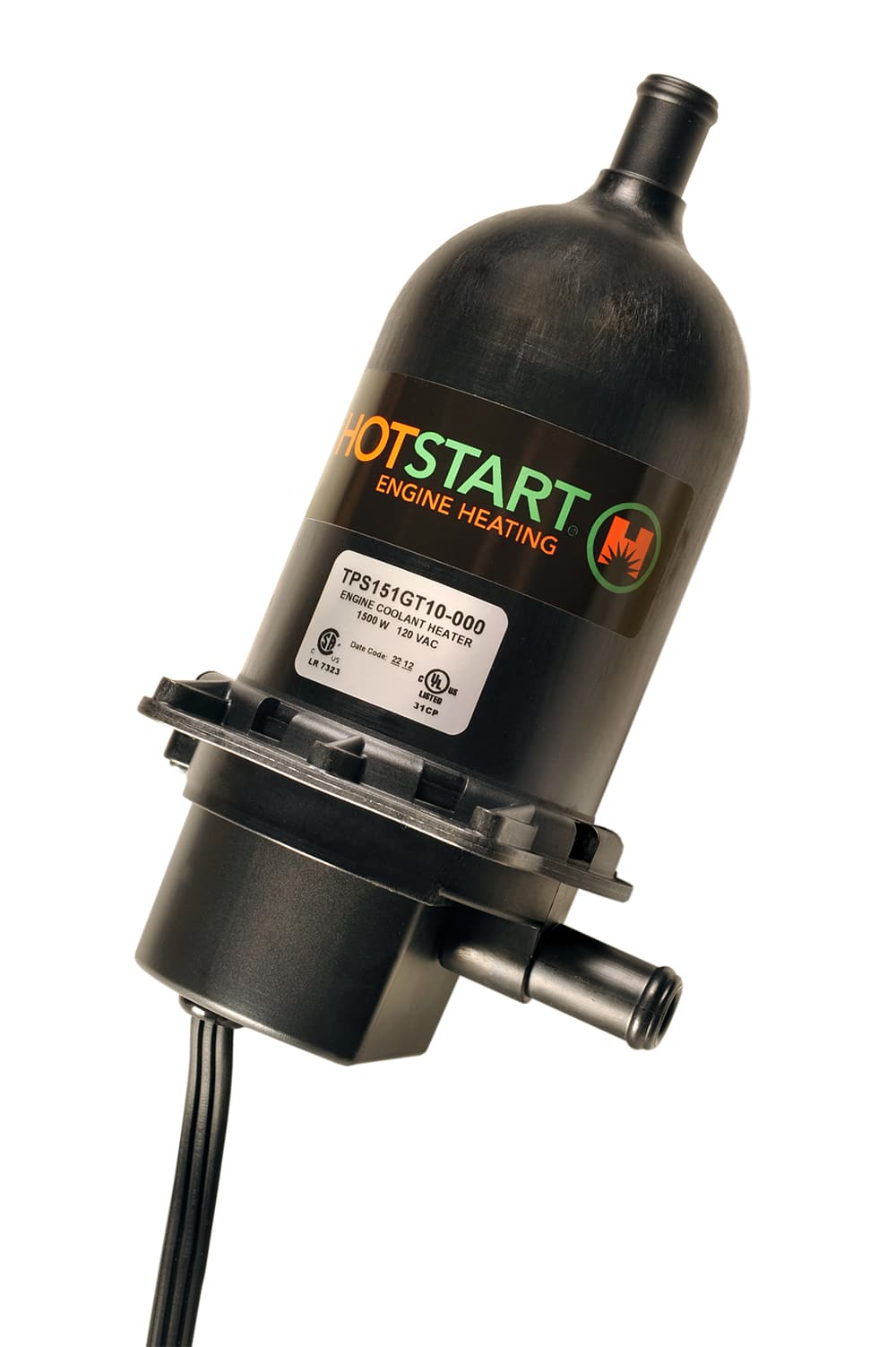 Mains Coolant Heater (PS8-PS20) & (PS8-1-PS18-1)