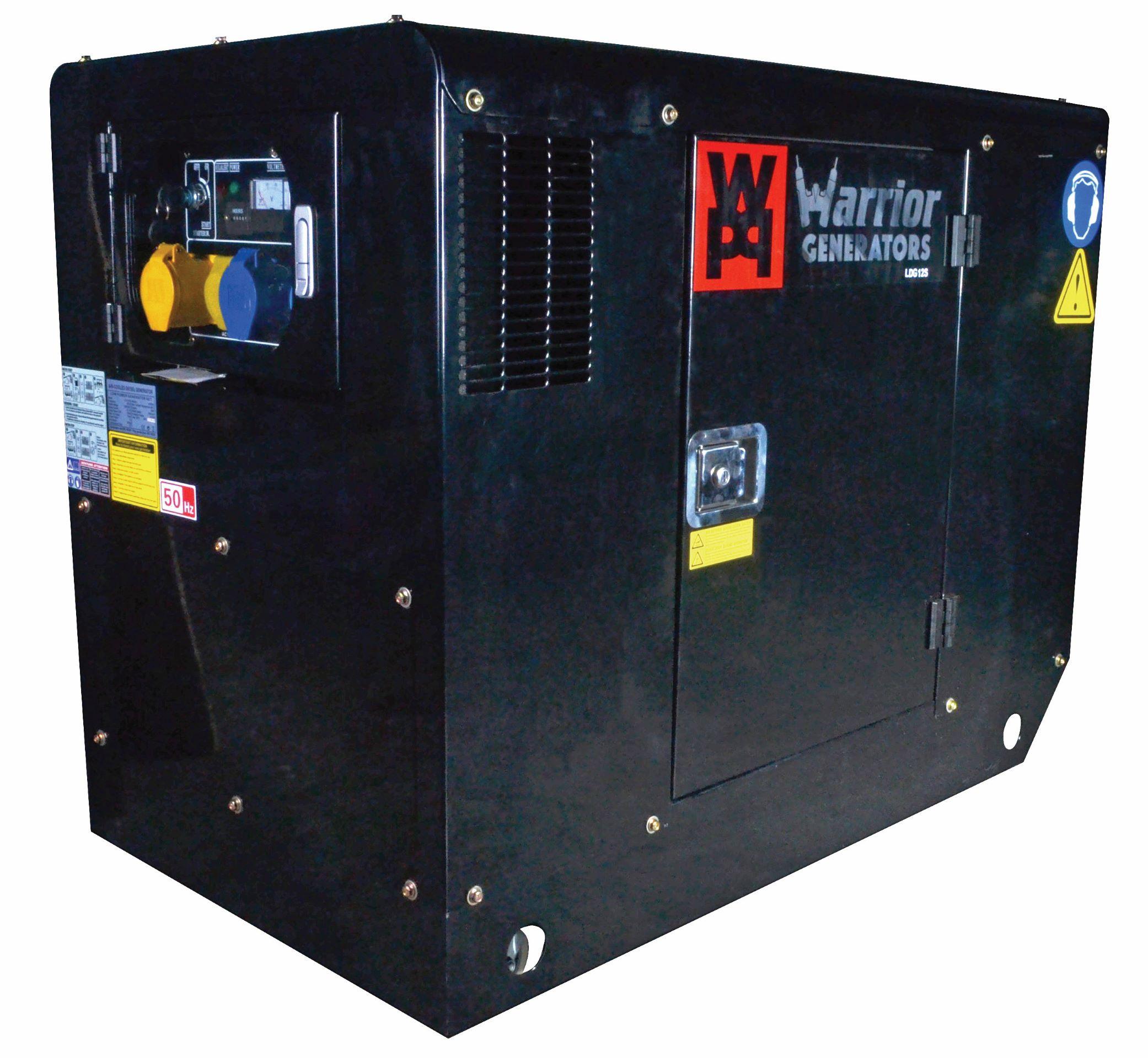 Warrior 11 kW Diesel Generator