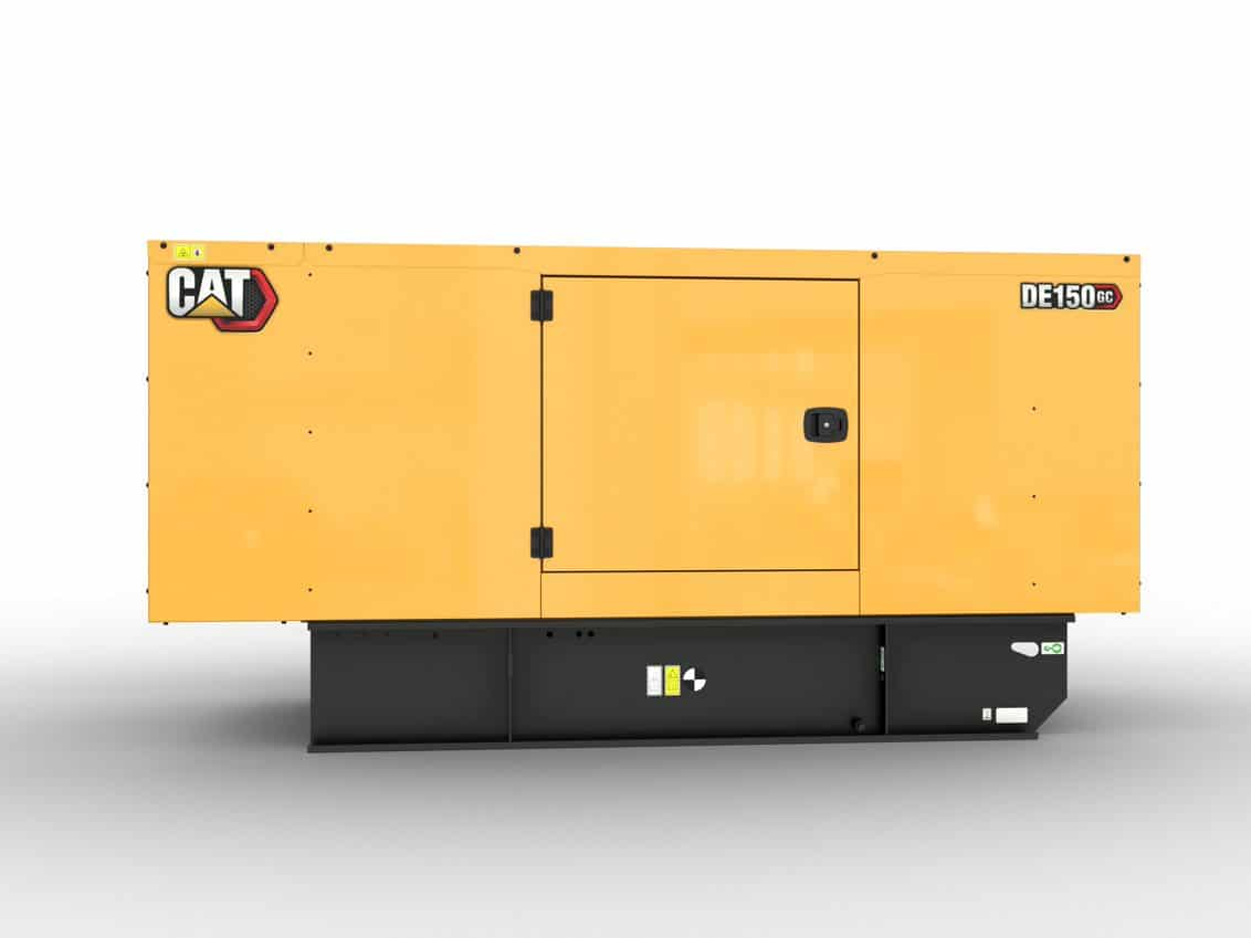 CAT GC 150kVA Standby Diesel Generator