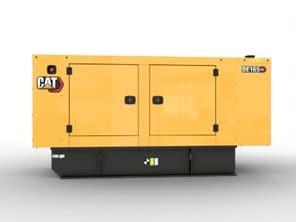 CAT GC 165kVA Standby Diesel Generator