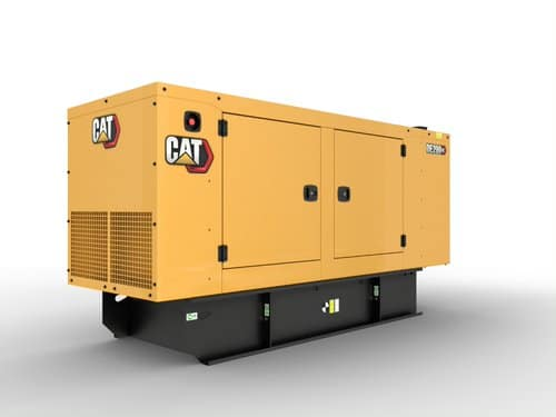 CAT GC 200kVA Standby Diesel Generator