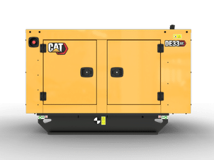CAT GC 33kVA Standby Diesel Generator