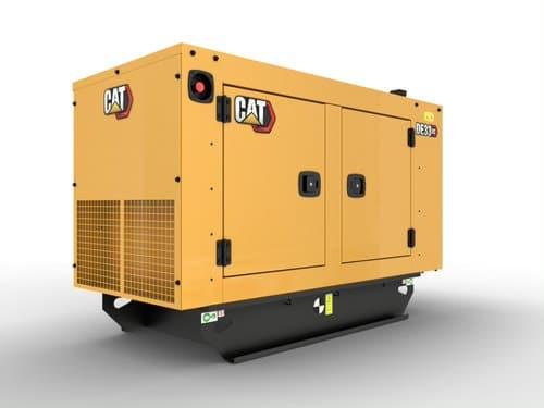 CAT Silent Standby Generators